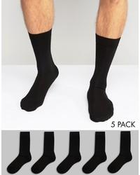 Calcetines Negros de Bjorn Borg