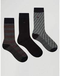 Calcetines negros de Calvin Klein