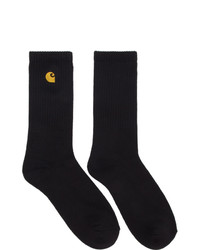 Calcetines negros de CARHARTT WORK IN PROGRESS