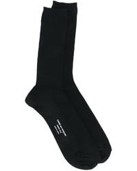 Calcetines negros de Comme des Garcons