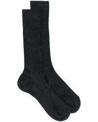 Calcetines negros de DSQUARED2