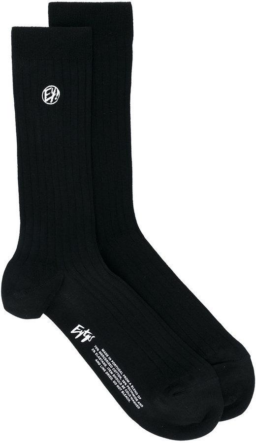 Calcetines negros de Eytys