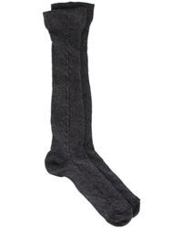 Calcetines negros de Golden Goose Deluxe Brand