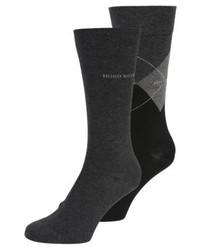 Calcetines Negros de Hugo Boss