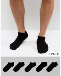Calcetines negros de Jack and Jones
