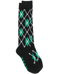 Calcetines negros de MSGM