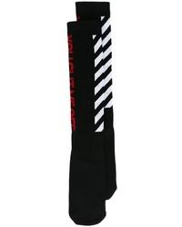 Calcetines negros de Off-White