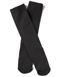 Calcetines negros de Plush