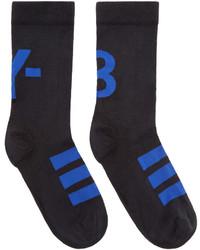 Calcetines negros de Y-3