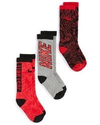 Calcetines rojos
