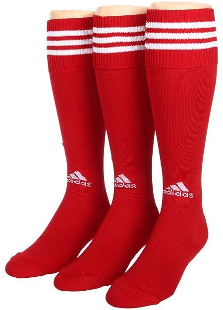 calcetines adidas originals rojos