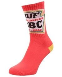 Calcetines rojos de HUF