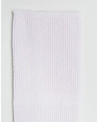 Calcetines rosados de Johnstons of Elgin