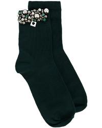 Calcetines verde oscuro de Twin-Set