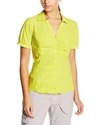 Camisa amarilla de Salewa