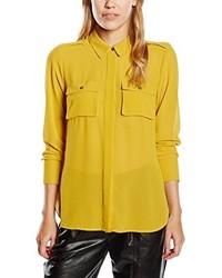 Camisa amarilla de Silvian Heach Donna