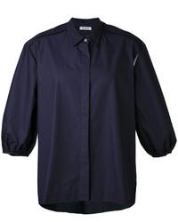 Camisa azul marino de P.A.R.O.S.H.