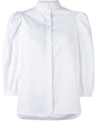 Camisa blanca de Alexander McQueen