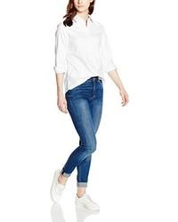 Camisa Blanca de Crew Clothing