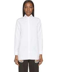 Camisa blanca de Givenchy