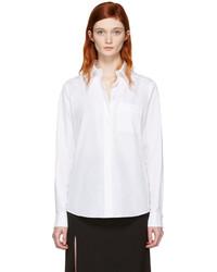 Camisa blanca de Lanvin
