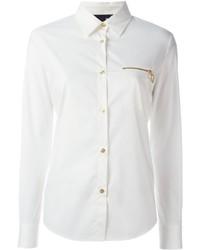 Camisa blanca de Love Moschino