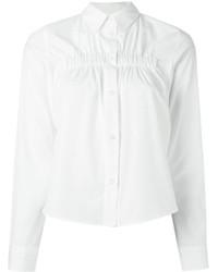 Camisa blanca de MM6 MAISON MARGIELA
