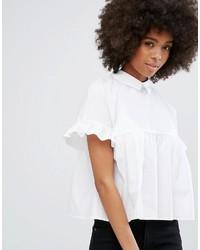 Camisa blanca de Only
