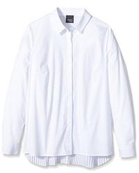 Camisa blanca de Persona by Marina Rinaldi