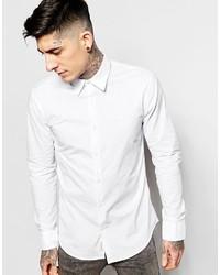 Camisa Blanca de Scotch & Soda
