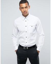 Camisa Blanca de Ted Baker