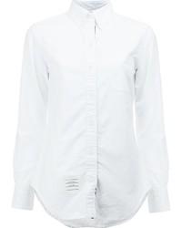 Camisa blanca de Thom Browne