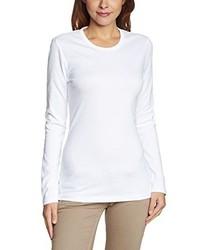 Camisa blanca de Trigema