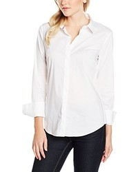 Camisa blanca de United Colors of Benetton