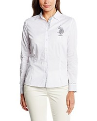 Camisa blanca de US Polo Association