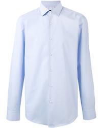 Camisa celeste de Hugo Boss