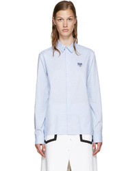 Camisa celeste de Kenzo