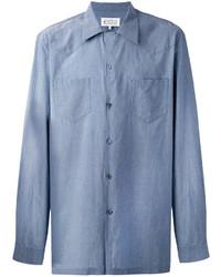 Camisa Celeste de Maison Margiela