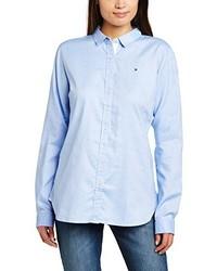 Camisa celeste de Tommy Hilfiger