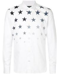 Camisa de Estrellas Blanca de GUILD PRIME
