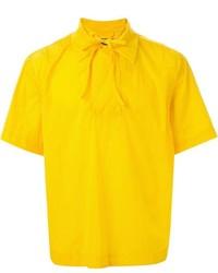 Camisa de Manga Corta Amarilla de Craig Green