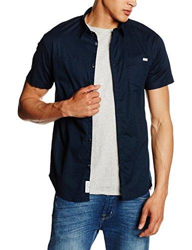 Camisa de manga corta azul marino de Jack & Jones