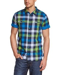 Camisa de manga corta azul de Chiemsee