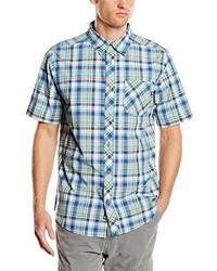 Camisa de manga corta azul de Marmot