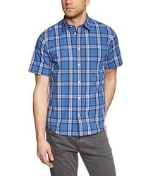 Camisa de manga corta azul de Tom Tailor