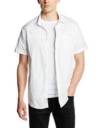 Camisa de manga corta blanca de Jack & Jones