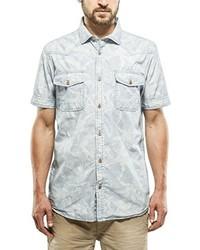 Camisa de manga corta blanca de Petrol Industries