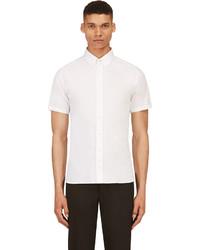 Camisa de manga corta blanca de Tiger of Sweden