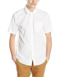 Camisa de manga corta blanca de Volcom
