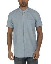 Camisa de manga corta celeste de Bench